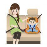 後部座席におけるシートベルト着用の必要性
