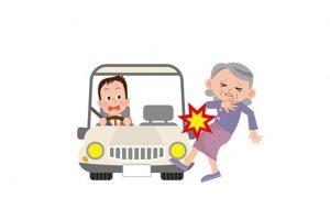 交通事故死者数に占める高齢者の割合