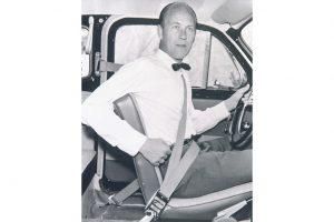 ニルス・ボーリンとV型3点式シートベルト