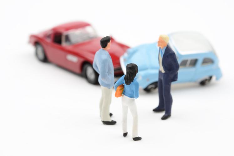 【保存版】交通事故から示談までの流れ