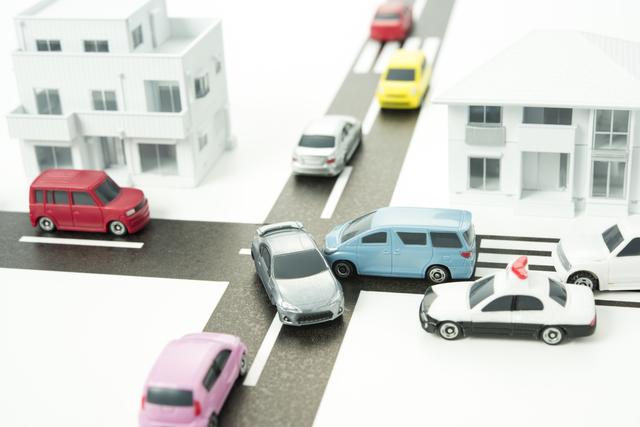 交通事故の加害者になった場合に知っておくべき対処方法